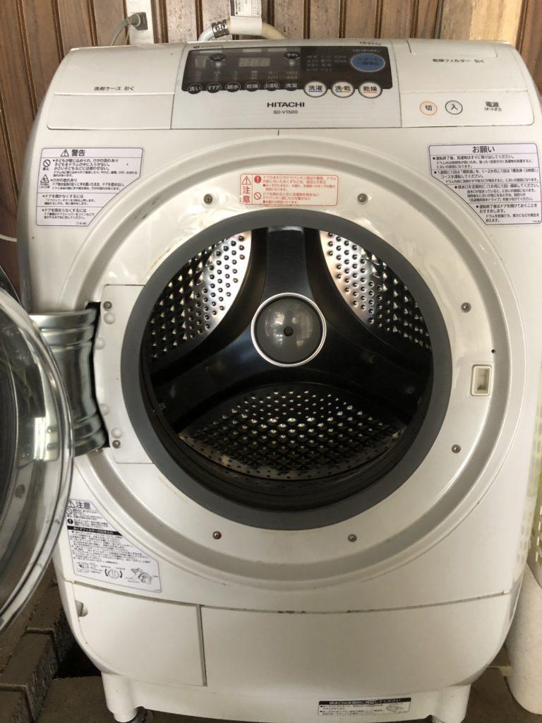 ドラム式洗濯機は一人暮らしこそおすすめ!導入のメリットとデメリット